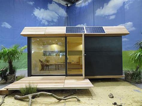 eco cabin plans live off grid with this cozy 12 5 square meter eco friendly cabin on wheels designtaxi com