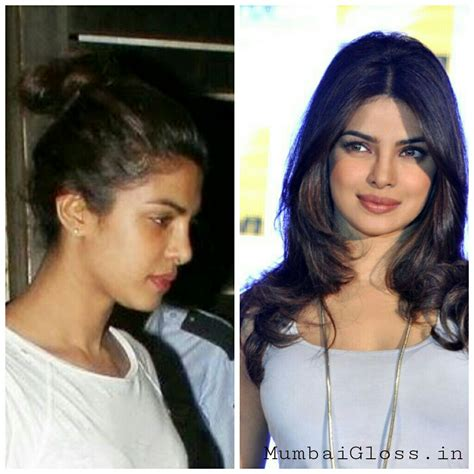 priyanka chopra without makeup pics makeup tips from priyanka chopra s stylist uday shirali