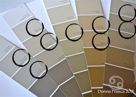 color and painting tips decorating by donna color expert