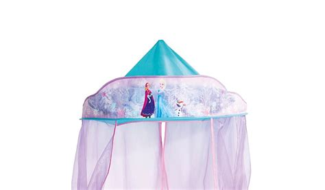 Frozen Canopy Bed Disney Frozen Bed Canopy Collections George At Asda