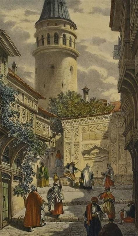Ottoman Empire Constantinople 602 Best Painting Landscaping Images On Draw Beautiful And For
