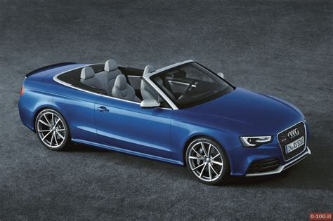 Audi Rs5 0 100 by Audi Rs5 Cabriolet 0 100 It