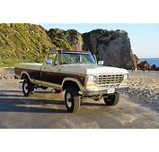 All American Classic Cars 1978 Ford F 250 Ranger Camper