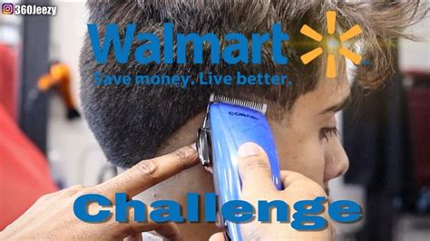 haircuts by walmart walmart challenge how to cut hair with conair clippers