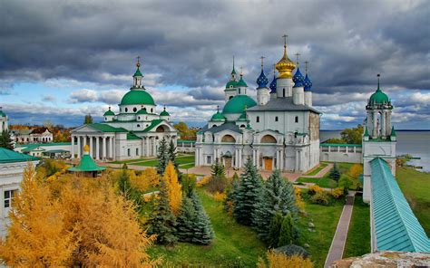 orthodox churches spaso wallpaper yakovlevsky monastery
