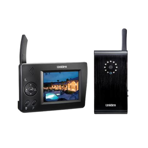 uniden udw10003 wireless security surveillance system