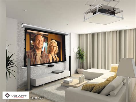 The Living Room Projector Lifts For Projectors From A To Z Lifts For Projectors