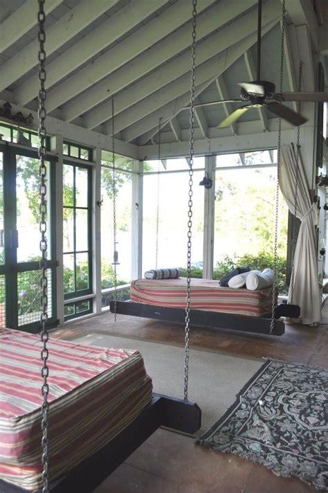swinging porch beds pinterest