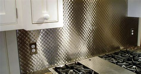 like in this picture brushed 1 quot quilted stainless steel