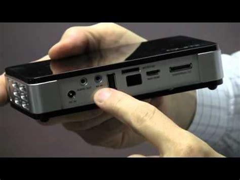 Proyektor Hp Mini 3d ready videolike