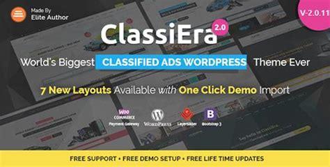 themeforest classified theme download themeforest classiera v2 0 11 classified ads
