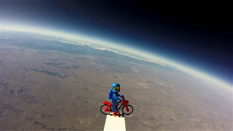 how to send a weather balloon into space bikewrappers