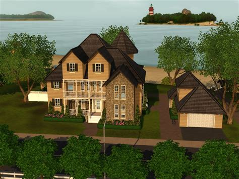 five bedroom houses sims 3 5 bedroom house plans