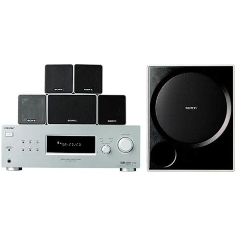 sony ht ddw790 complete 5 1 channel home theater system