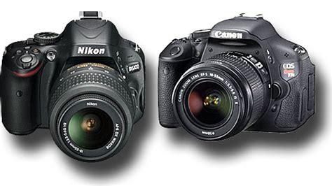 Kamera Nikon D3200 Vs Canon 600d canon 600d vs nikon d5100 sle images images