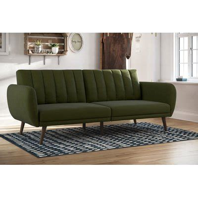 novogratz convertible sofa wayfair heritage convertible sofa baci living room