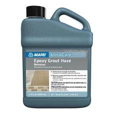 mapei ultracare epoxy grout haze remover 1qt