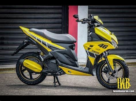 Karpet Motor Yamaha Aerox Lc125 yamaha aerox 125 lc sentul indonesia 2016