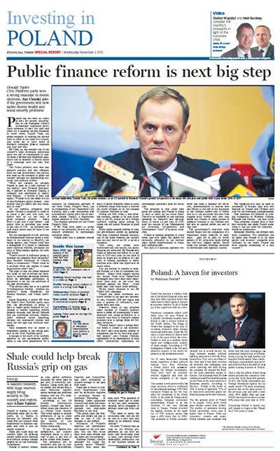 Financial Times Newsletter paih paiiiz s newsletter