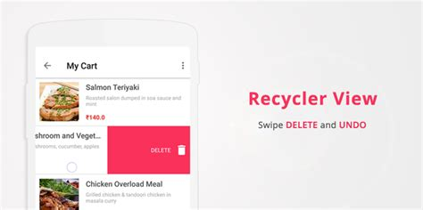 undo delete android material design archives androidhive