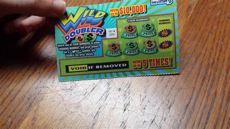 wild doubler scratch ticket win    youtube