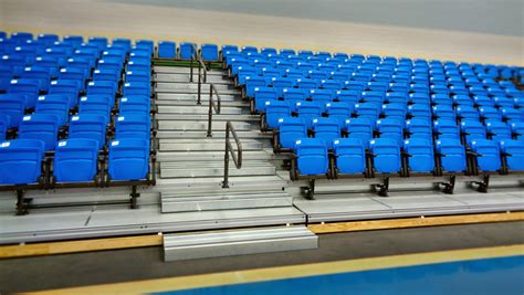 bleacher seating capacity bleachers