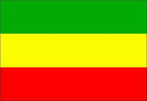 flags of the world green yellow red red yellow green