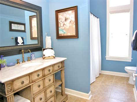 blue bathroom decorating ideas 7 small bathroom design ideas
