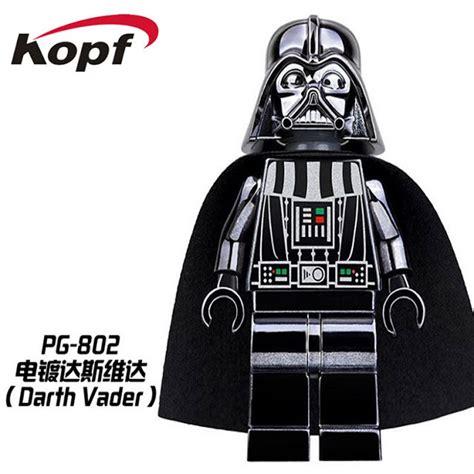Pogo Minifigure Wars Series Darth Vader Pg 633 downtheblocks pogo pg802 darth vader minifig