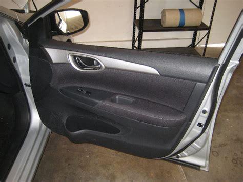Interior Door Panel Repair 2013 2015 Nissan Sentra Interior Door Panel Removal Speaker Replacement Guide 039