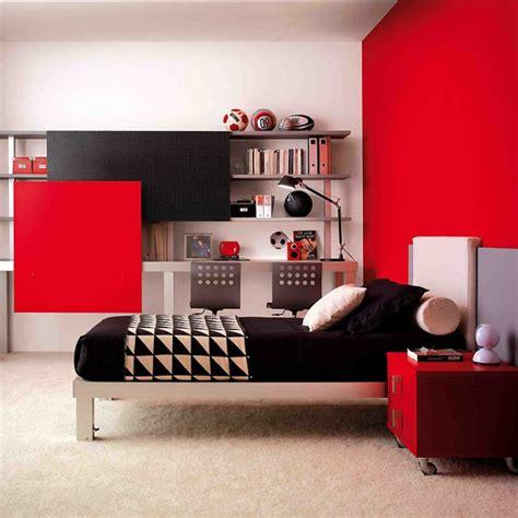 Merveilleux Couleur Pour Chambre D Ado #3: chambre-d-enfant-les-nouveautes-fille-ou-garcon-noir-et-rouge.jpg