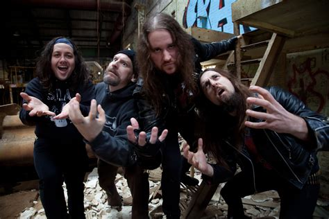 cara bermain gitar di walk band municipal waste the fatal feast metal is power