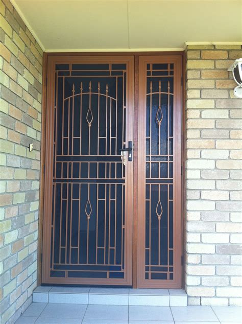 Decorative Security Screen Doors by Screens Period Decorative Doors