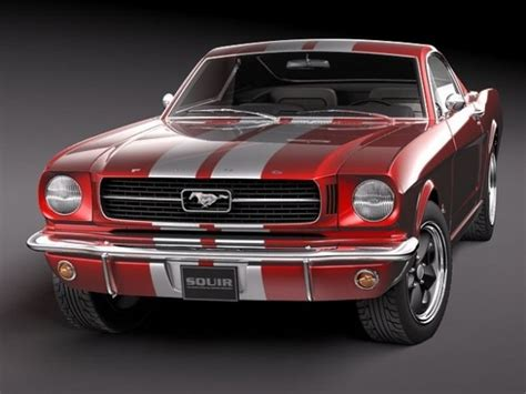 when was the mustang fastback made 1965 ford mustang fastback one of the