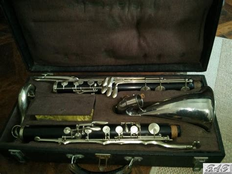 buffet bass clarinet for sale buffet bass clarinet to low e flat item mi 100745 for