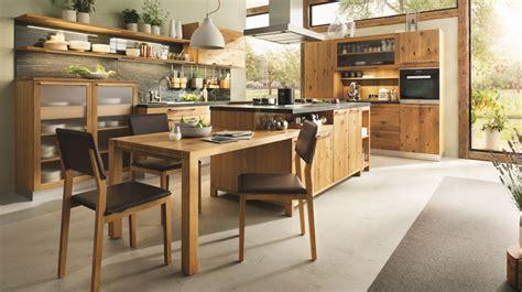 Moderne Küchen Aus Massivholz by K 252 Che Massivholz Dockarm