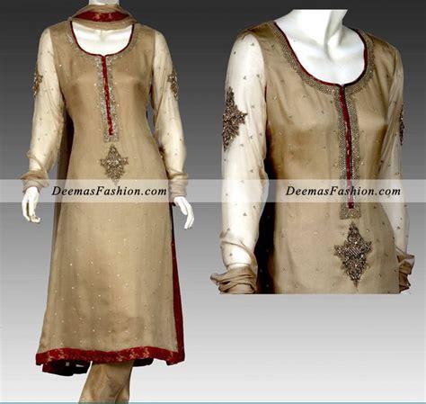 Aline Maxy Maroon light brown maroon a line shirt churidar designer