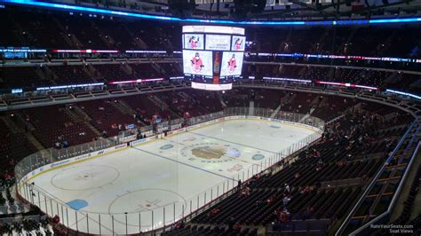 section 322 united center united center section 322 chicago blackhawks