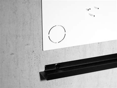 pinnwand mit ablage pinnwand ablage by michael anton kastenbauer office