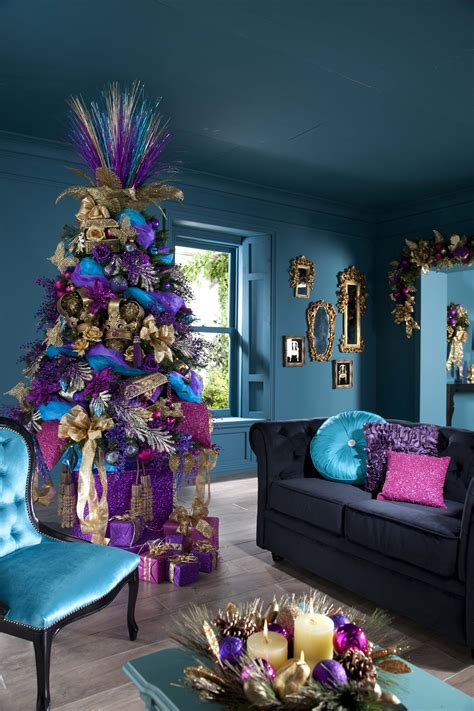 themes christmas 2014 37 inspiring christmas tree decorating ideas decoholic