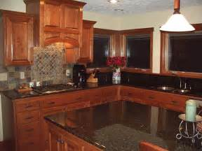cherry wood kitchen cabinets with black granite cherry wood cabniets with black granite i like the