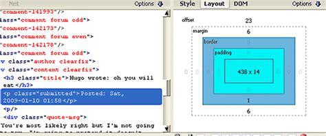 layout editor absolute firebug an absolute beginners guide css creator