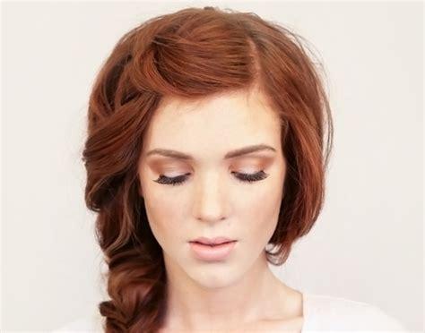 wedding hair red newhairstylesformen2014com natural wedding makeup for redheads vizitmir com