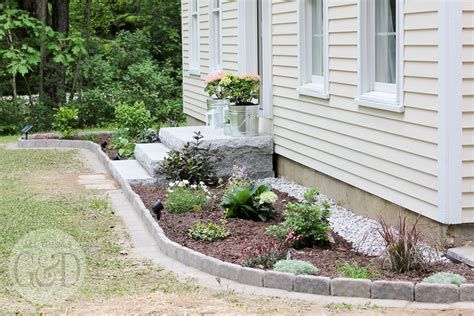lowe s front yard makeover portland maine