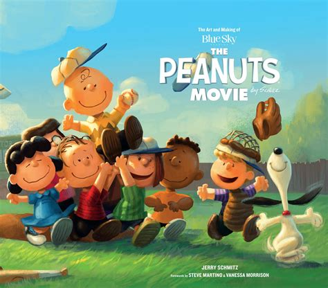 the art of charlie titan books the art and making of the peanuts movie peanuts jerry schmitz
