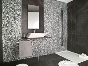 Silver Bathroom Imperia Mix Silver Grey Modern Bathroom New York