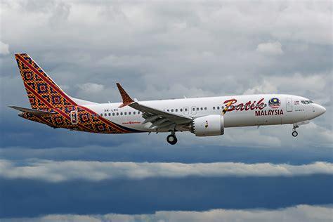 batik air group lion lion air group pengguna pertama boeing 737 max 8 di dunia