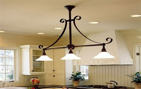 kitchen lighting fixtures modern kitchen table light