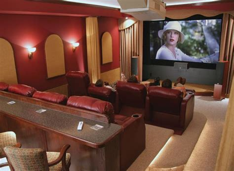Home Theater Hvn 6800w Narrow Basement Home Theater We T Considered Stadium Seating Basement Home Theater