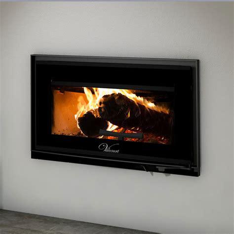 Valcourt Fireplaces by Valcourt Fp12 Mundo Woodburning Zero Clearance Fireplace